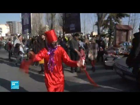 العرب اليوم - شاهد: ارتفاع الأسعار يعكّر صفو الإيرانيين في