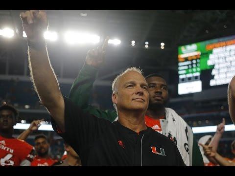 Mark Richt Recruiting Success - Miami Hurricanes