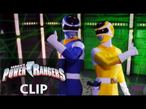 Power Rangers | Power Rangers in Space: Training in Augmented Reality!