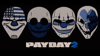 Payday 2 Alesso extended, 20% slower
