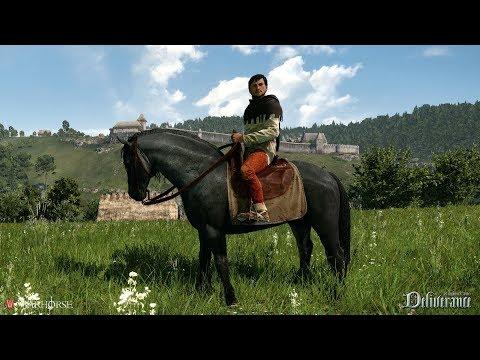 Das Pferderennen 🛡⚔ Kingdom Come Deliverance #022 [Gameplay German | Deutsch | PS4 Pro]