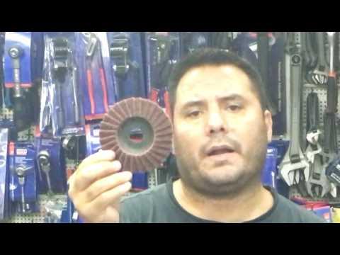 Amoladora Angular 115mm  ¿Que es? ¿Como se usa?