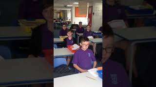 Class vlog - 6D Final
