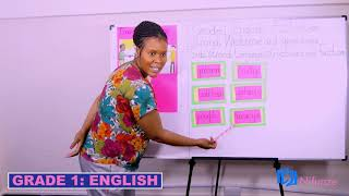 GRADE 1 LANGUAGE ACTIVITIES
