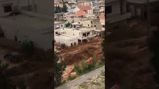 """Prophecy Alert: """"Massive Flash Flood In The Holy Land"""""""