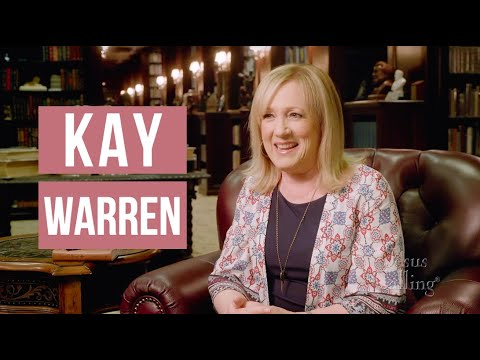 Kay Warren: You Don't Have to Face Anything Alone