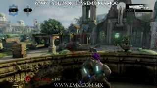 GEARS OF WAR 3 (CLUTCH  #1) EMK KOZMO