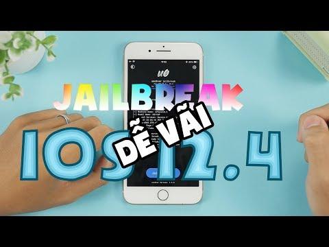 Cách Jailbreak iOS 12.4 Dễ Nhất !!?