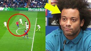 Реакция Марсело на победу ЦСКА! Реал Мадрид - ЦСКА 0:3 Лига Чемпионов 2018