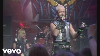 Judas Priest - Breaking the Law (The Tube)
