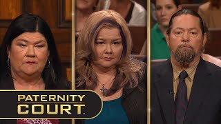 Paternity Court: You Are Not The Father