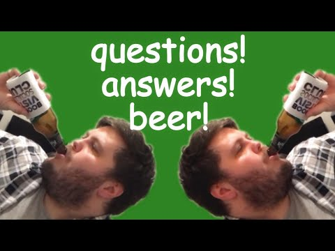 One Thousand Subscriber Drunk Q&A Special!