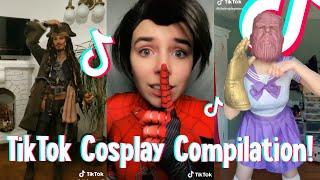 TikTok Cosplay Compilation