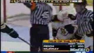 Jeremy Reich vs. Garth Murray