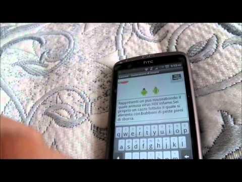 Video of Cazzaut - Generatore insulti