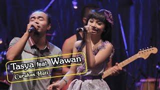 Tasya [DUET ROMANTIS] - Curahan Hati       (Official Video)   #music