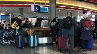 Thanksgiving travel makes for busy day for travelers at SMF