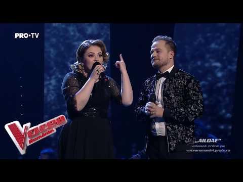 Oana şi Răzvan Ailoae - Pink - A Million Reasons | LIVE 1 | Vocea Romaniei 2019