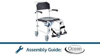 Ocean Shower Assembly Video