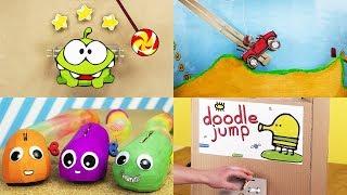 5 Best Cardboard Games Compilation