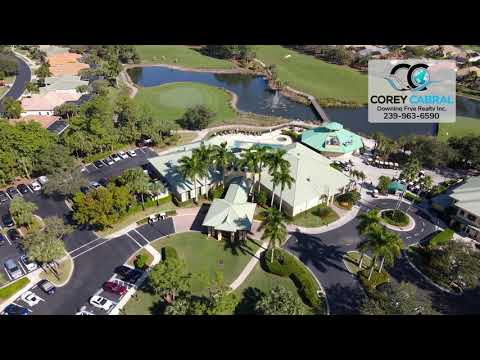 Forest Glen Golf & Country Club Naples FL Clubhouse Real Estate Homes & Condos