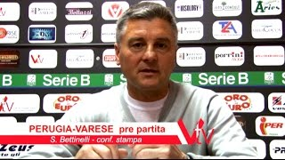 preview picture of video 'PERUGIA-VARESE - Bettinelli: Fino all'ultimo respiro'