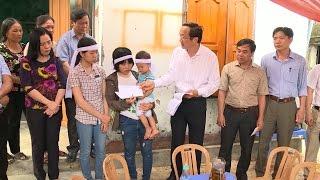 Tin tức 24h: Cấp đất, hỗ trợ làm nhà cho 3 chị em hiến tạng mẹ