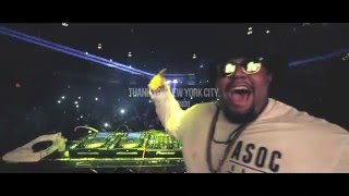 Video NYC Takeover (En vivo) de Carnage