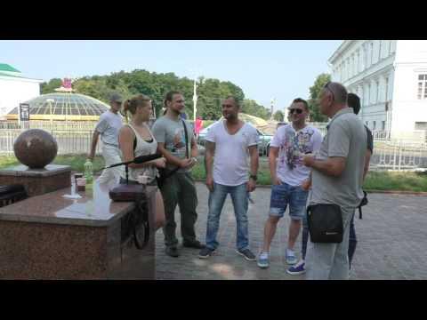 Полтава 27.7.2016 Доброе утро с Романом Почепом и группой Pochep Beat