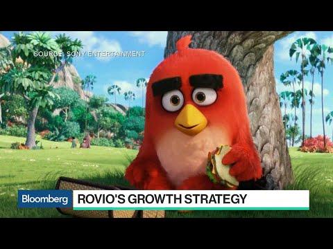 Angry Birds Maker Rovio Plans IPO