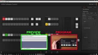ATEM Mini Pro Software (Tutorial)