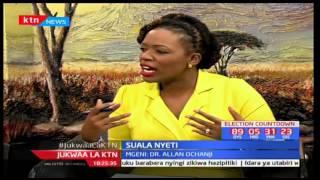 Jukwaa la KTN: Suala Nyeti; Tisho la mgomo wa madaktari