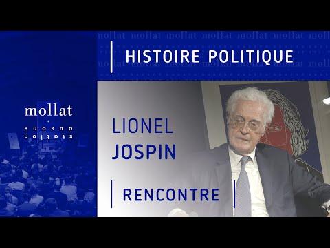 Lionel Jospin - Un temps troublé