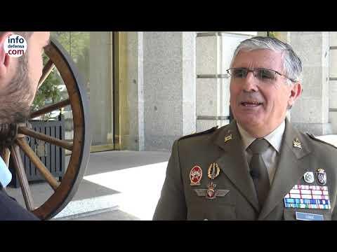 Entrevista al GB José Conde de Arjona sobre Feindef