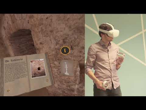 Videoaufnahme Duisburg Archäologische Zone Digitaltag 2021