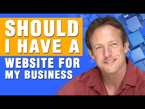 Should I Have A Website For My Business @MikeMarko1