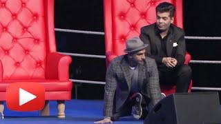 AIB KNOCKOUT  Ranveer Singh Arjun Kapoor Karan Johar In Legal Battle