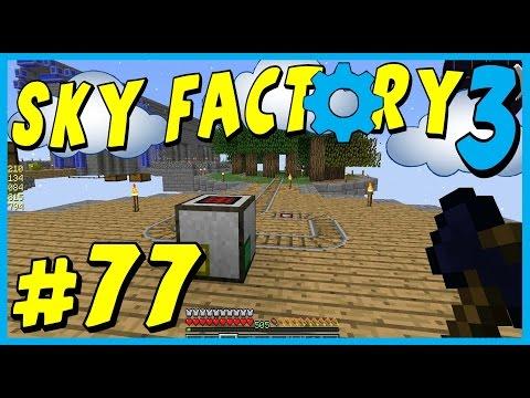 Data Play's - Sky Factory 3 - #77 - Fiddling - Dataless822 - Video