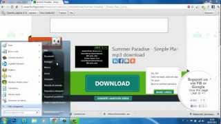 Come scaricare mp3 da youtube [Www.Flv2Mp3.Com]
