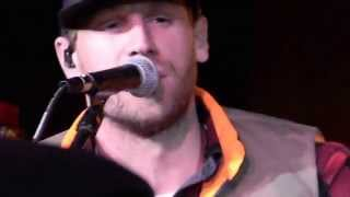 "Chase Rice ""Gonna Wanna Tonight"" Acoustic Christmas Overland Park 12/10/14"