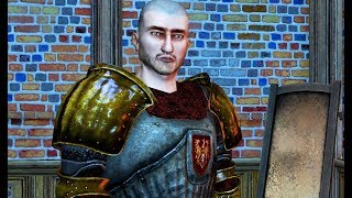 THE WITCHER - Geralt meets king Radovid for the first time