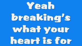 Breakin' - The All American Rejects *With Lyrics*