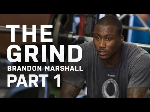 Pro Football & Mental Disorders: NFL Star Brandon Marshall Reveals How He Suffered In Silence - GQ