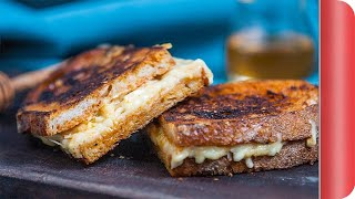 How To Level Up A Grilled Cheese Sandwich
