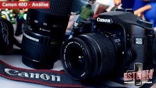 Canon 40D - Análise