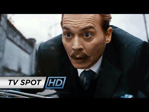 Mortdecai Mortdecai (TV Spot 'Johnny Depp')