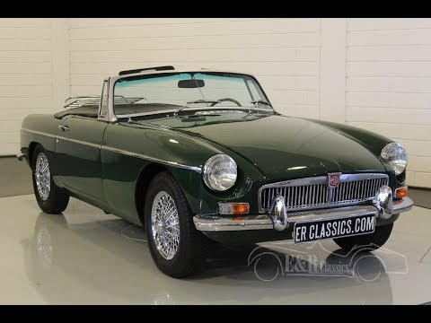 Video of '64 MG MGB located in noord brabant - $27,950.00 Offered by E & R Classics - Q178