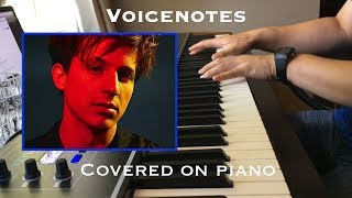 Charlie Puth - Voicenotes (Full Album Played On Piano By Ear)