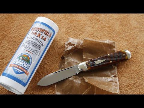 TheWalk&Talk #81 | Northfield #78 - American Jack - Smokey Mountain Knife Works - SFO 🏔