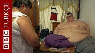 Dünyanın en kilolu insanı zayıflama yolunda